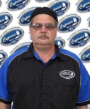 Brett Bedford : Quick Lane Manager