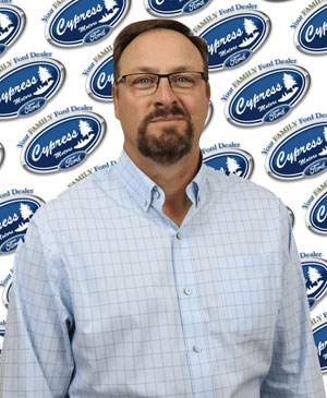 Brett Goddard : General Sales Manager