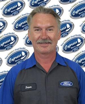 Brian Sawyer : Collision Centre Technician
