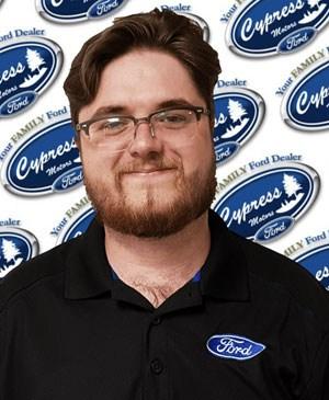 Carson Davis : Customer Service Consultant