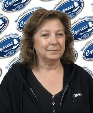 Diane Hack : Shipper Receiver