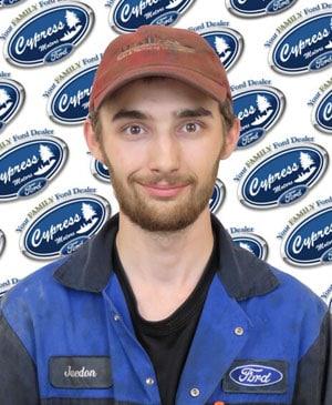 Jeadon Welsh : Service Technician