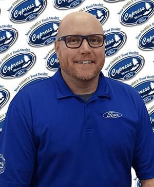 Ken Erickson : Service Manager