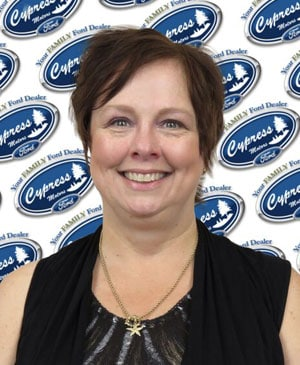 Linda Douglas : Appointment Coordinator / Warranty