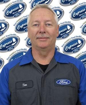 Tim Rempel : Collision Centre Technician
